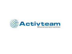 Activteam Stand Construction Exhibition stands - Conference & Event Organisers