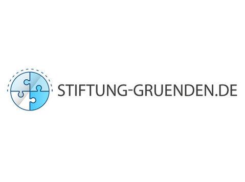 Stiftungen gründen - Financial consultants