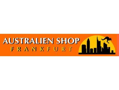 Australien Shop Frankfurt - International groceries