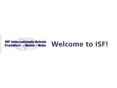 Internationale Schule Frankfurt-Rhein-Main - International schools