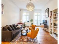 Homelike - Buchen Sie möblierte Apartments online (2) - Möblierte Apartments