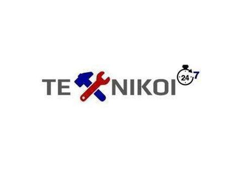 Texnikoi 24-7 - Κτηριο & Ανακαίνιση