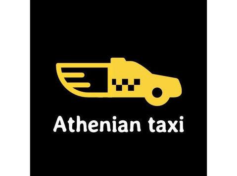 Athenian taxi - Taxibedrijven