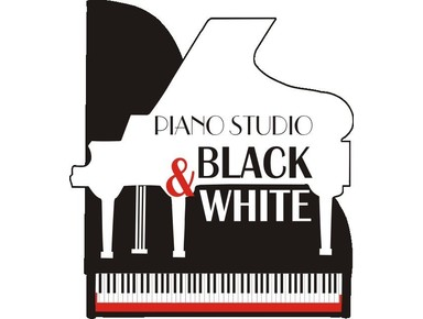Piano Studio Black & White - Muziek, Theater, Dans