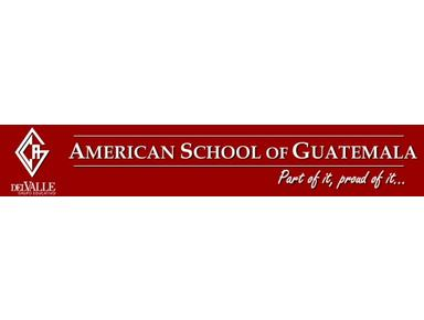 American School of Guatemala - International schools