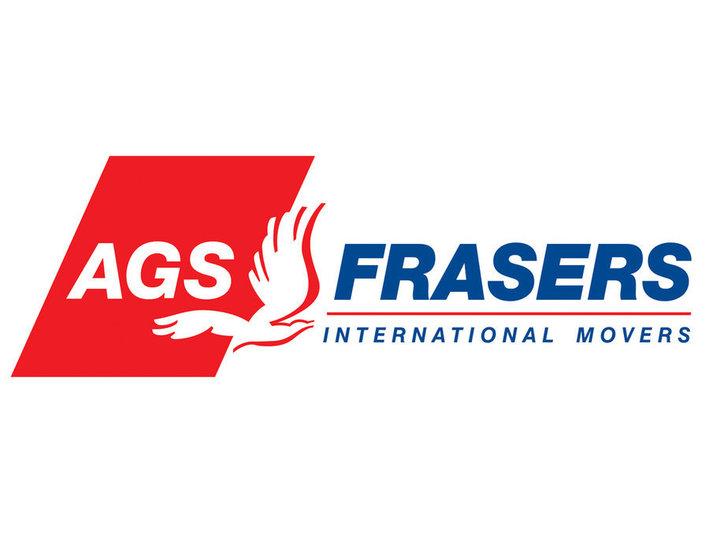 AGS Frasers Guinée - Conakry - Déménagement & Transport