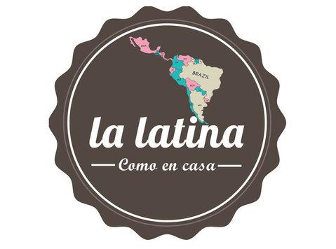 Tienda La Latina - Comida y bebida