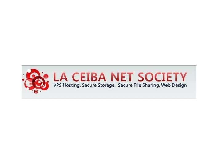 LA CEIBA NET SOCIETY - Hosting & domains
