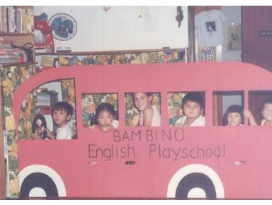 Bambino English Play School - International schools
