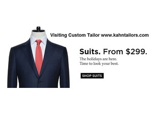 Kahn Tailor - Clothes