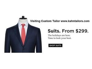 Kahn Tailor - Clothes