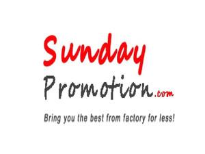 Sundaypromotion - Nakupování