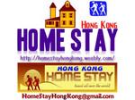 HomeStay Hong Kong, HomeStay - Hotels & Hostels