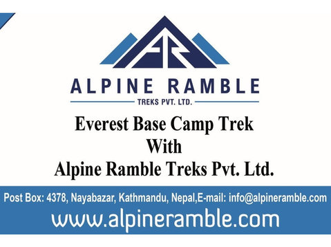 Alpine Ramble Treks - Travel Agencies