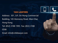 Yan Lawyers (1) - Lawyers and Law Firms