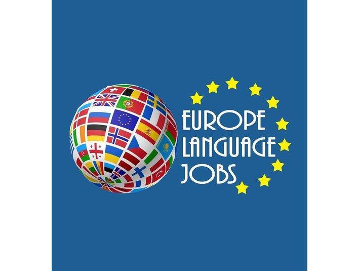 Europe Language Jobs - Portails d'offres d'emploi