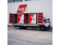 AGS Budapest (5) - Mudanças e Transportes