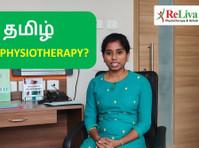 ReLiva Physiotherapy & Rehab (4) - Hospitals & Clinics