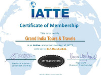 Grand India Tours & Travels (2) - Travel Agencies