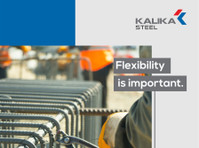 Kalikasteels : Steel manufacturing companies in jalna (1) - Construction Services
