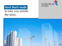 Kalikasteels : Steel manufacturing companies in jalna (4) - Construction Services