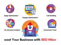 Seo Hikers Digital Marketing Agency (1) - Marketing & PR