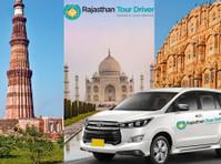 Rajasthan Tour Driver (1) - Agenzie di Viaggio