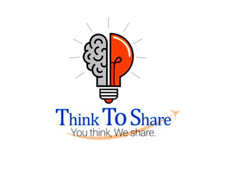 Think to Share Web Design Company in Kolkata - Marketing & Relaciones públicas