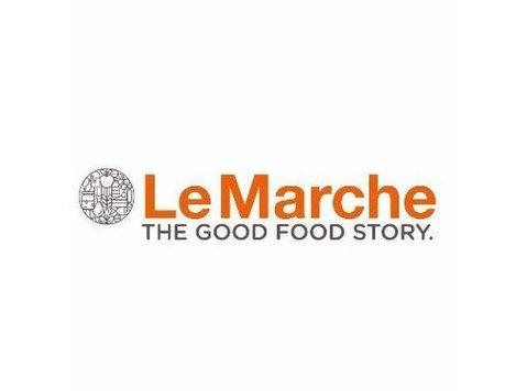 Le Marche - Supermarkets
