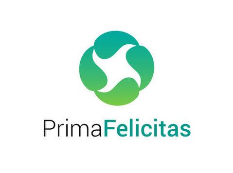 Primafelicitas Ltd - Webdesign