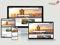 Artistixe IT Solutions LLP (5) - Webdesign