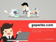 Paperlez (1) - Business & Networking