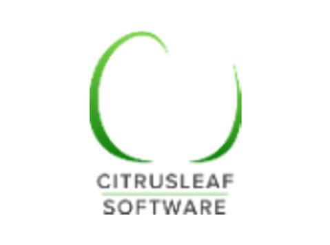 CitrusLeaf Software - Webdesign