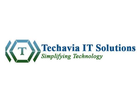 Techavia IT Solutions - Advertising Agencies
