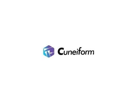 Cuneiform - Digital Marketing Agency - Webdesign