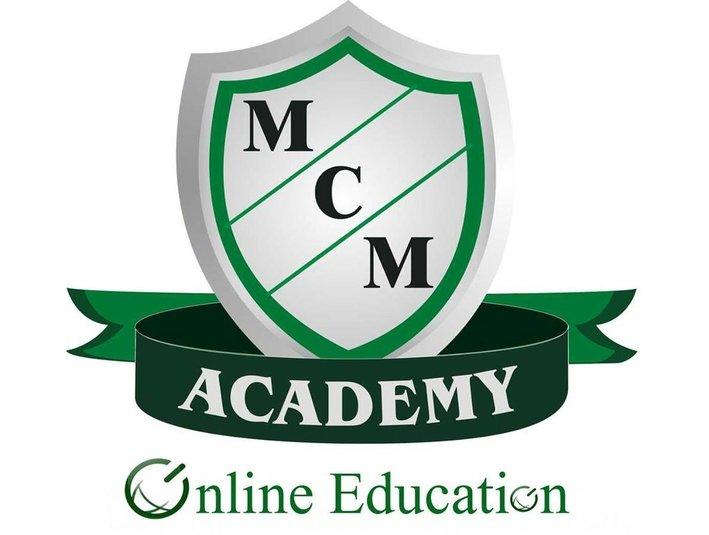Mcm Academy - Online courses