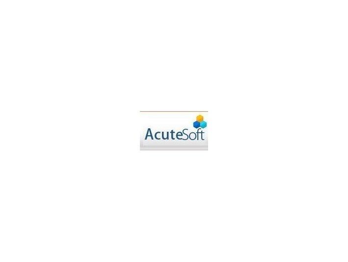 Acutesoft - Coaching & Training