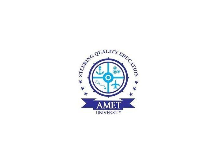 AMET University - Universities