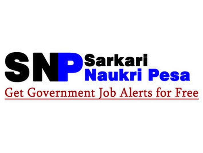 Sarkari Naukri Pesa - Job portals