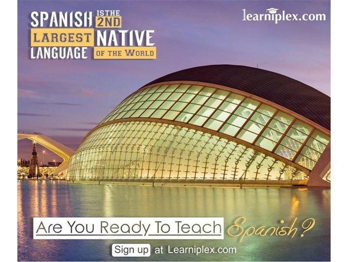 LearniPlex - Online courses