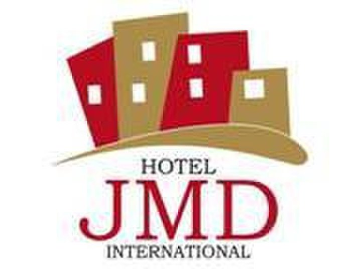 Hotel JMD International Katihar - Hotels & Hostels