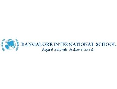 Bangalore International School - International schools