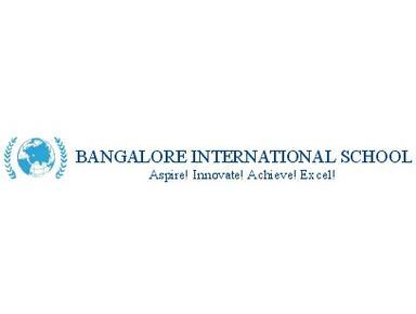 Bangalore International School - International schools