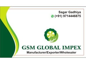 Gsm Global Impex - Gifts & Flowers
