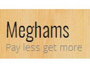 Meghams - Ropa