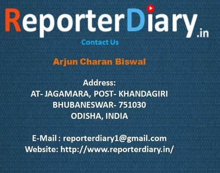 Reporter Diary - Print Services