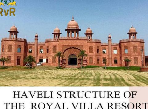 The Royal Villa Resort-resort in Amritsar - Хотели и хостели