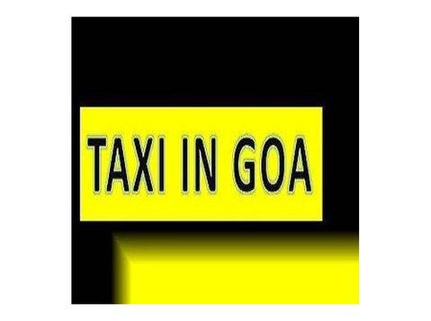 taxi/cab service in Goa - Taxi Companies