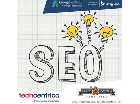 Seo company in Delhi Ncr- Techcentrtica - Advertising Agencies