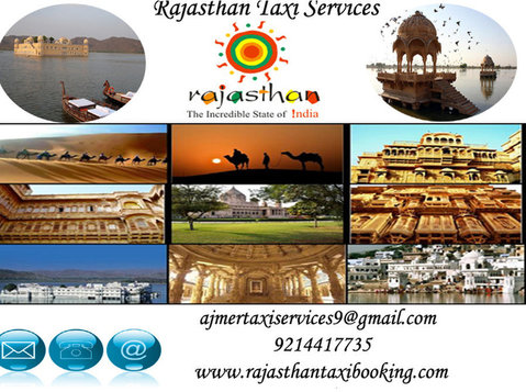 Rajasthan Taxi Booking - Travel Agencies